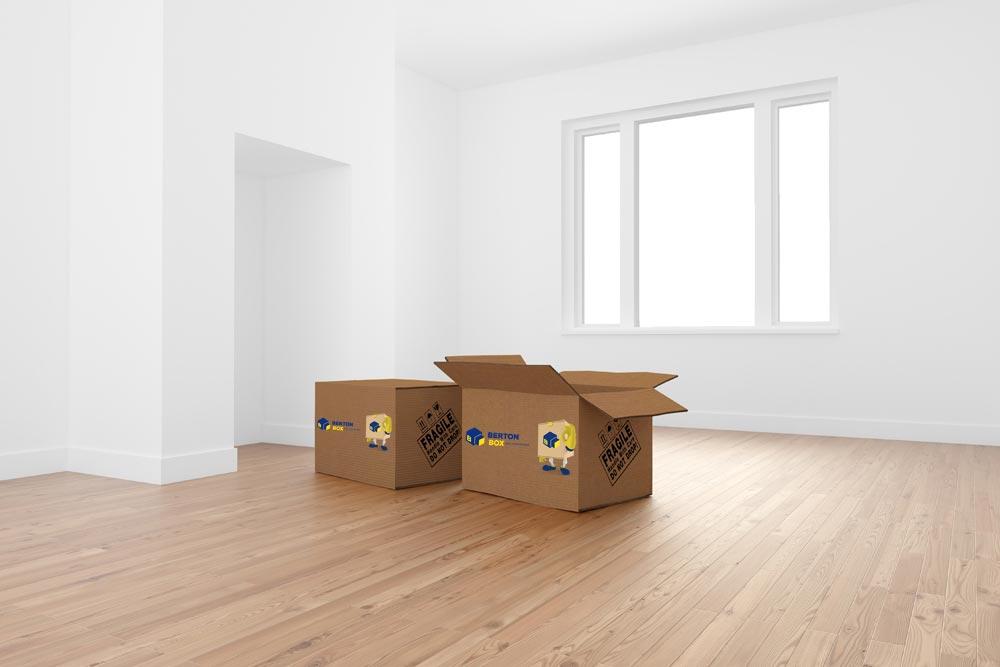 Berton box accueil 1 boites